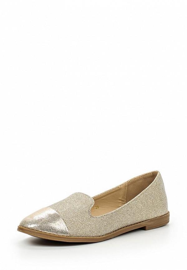 Туфли на плоской подошве WS Shoes YT-12