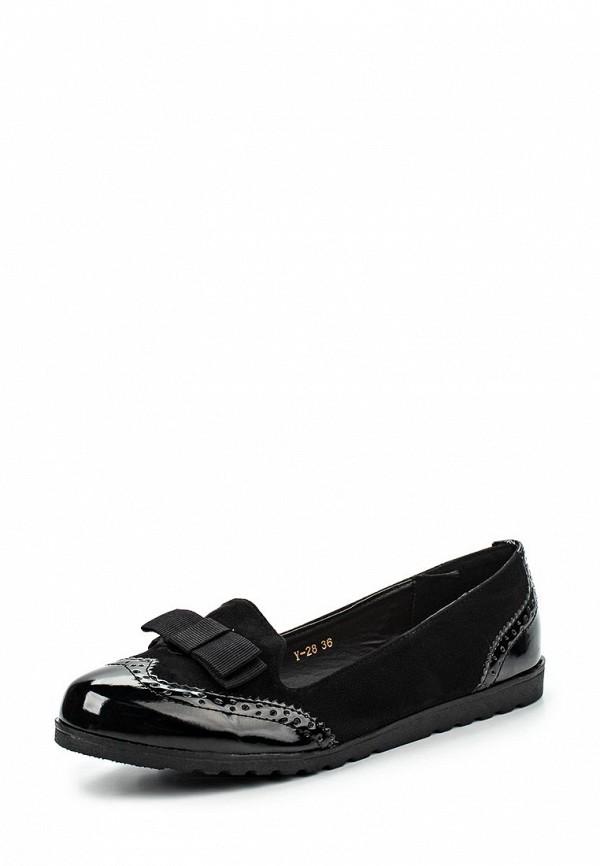 Женские лоферы WS Shoes Y-28