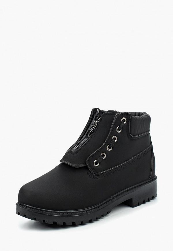 Купить Ботинки WS Shoes, WS002AWPSL80, черный, Осень-зима 2017/2018