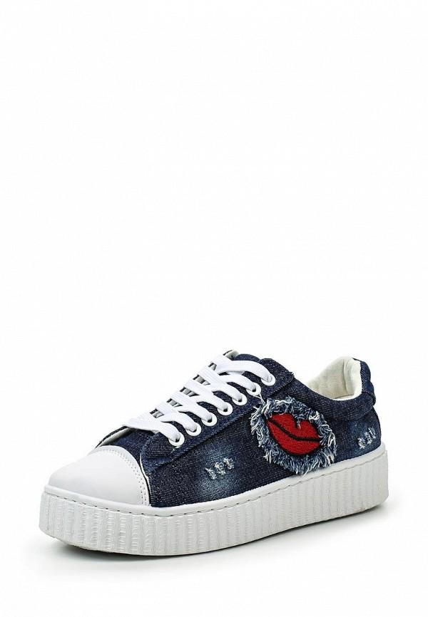 Женские кеды WS Shoes AM-1105