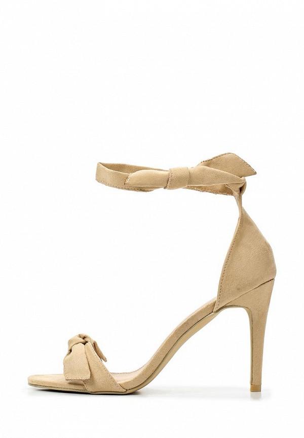 Фото 2 - женские босоножки WS Shoes бежевого цвета