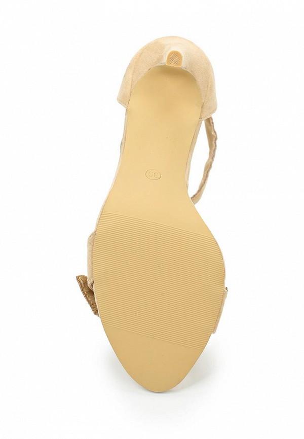 Фото 3 - женские босоножки WS Shoes бежевого цвета
