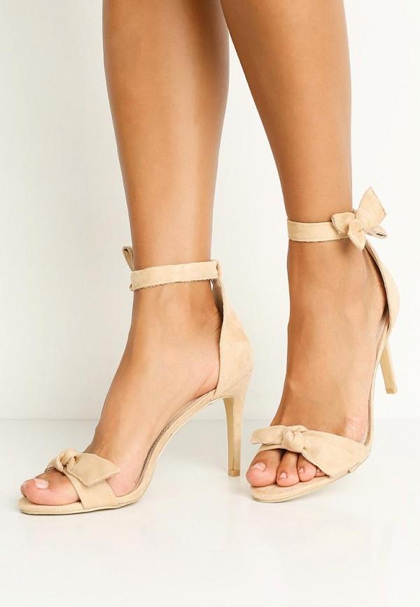Фото 5 - женские босоножки WS Shoes бежевого цвета