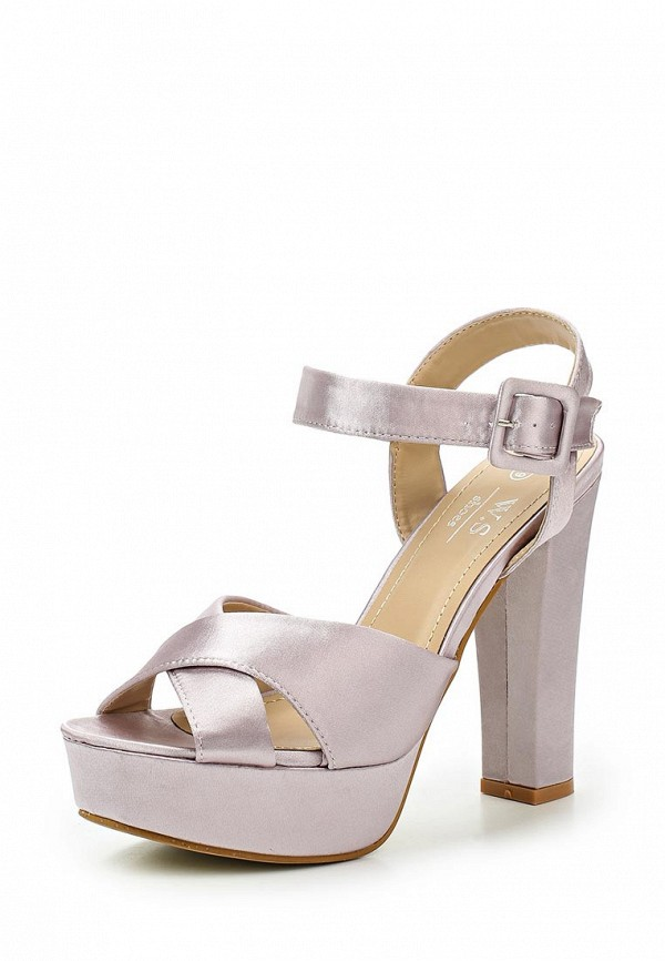 Босоножки WS Shoes WS Shoes WS002AWTSH45 босоножки ws shoes