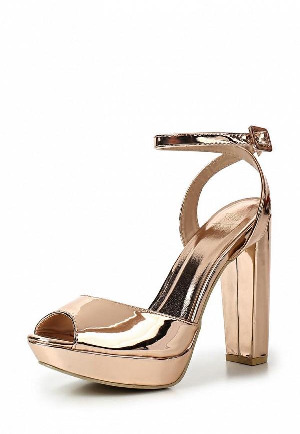 Босоножки WS Shoes WS Shoes WS002AWTSH54 босоножки ws shoes
