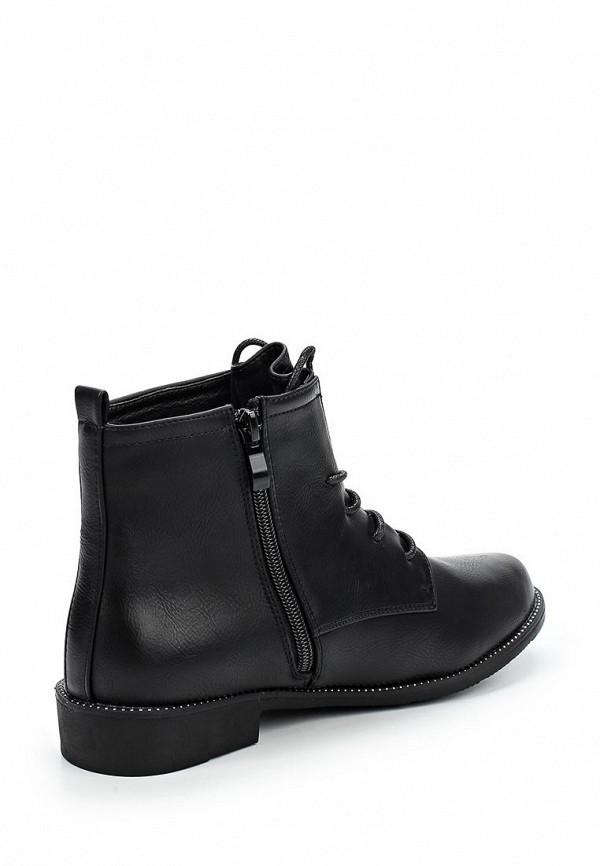 Фото 2 - женские ботинки и полуботинки WS Shoes черного цвета
