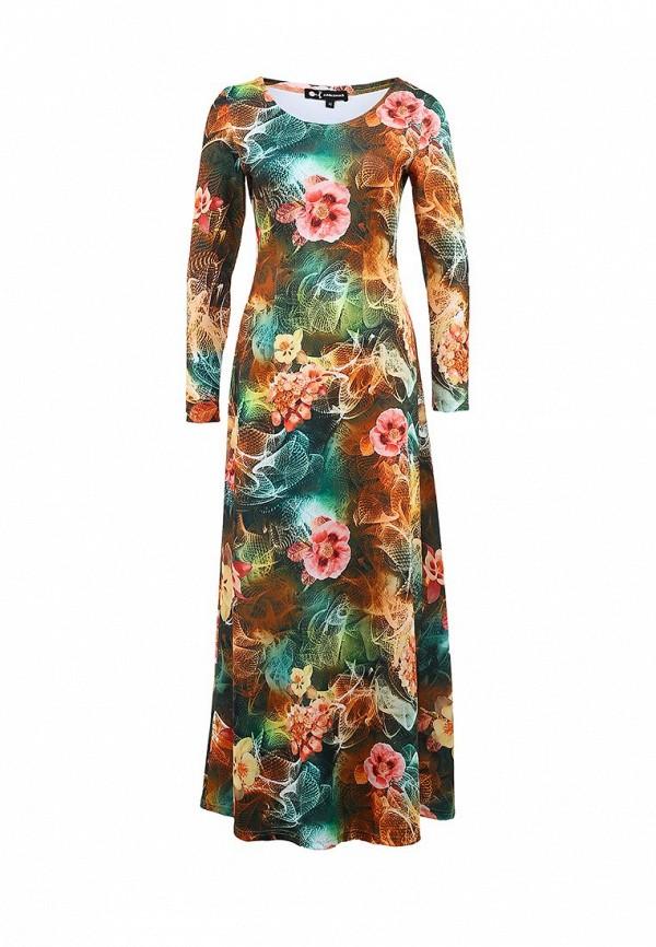 Платье - эксклюзивно для Lamoda Xarizmas