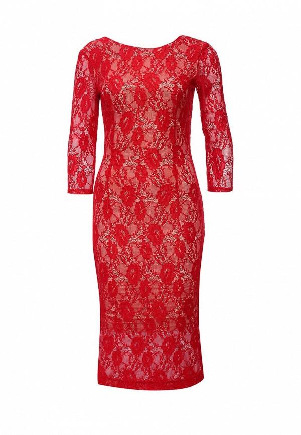 Платье-миди Xarizmas SS16-34