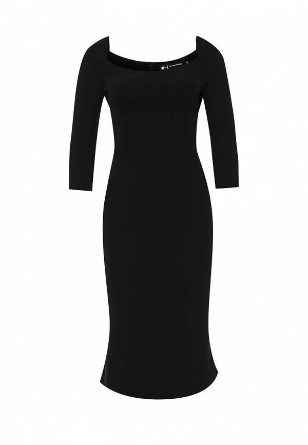 Платье-миди Xarizmas AW16-01