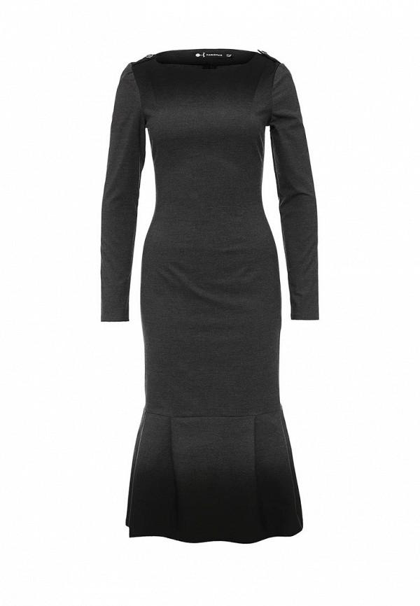 Платье-миди Xarizmas AW16-04