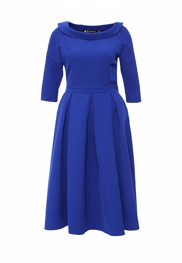 Платье-миди Xarizmas AW16-15