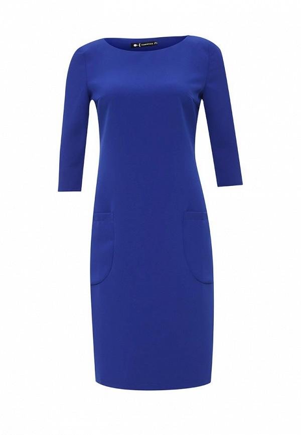 Платье-миди Xarizmas AW16-36