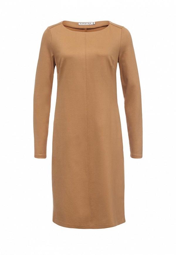 цена  Платье Yarmina Yarmina YA007EWNWG48  онлайн в 2017 году