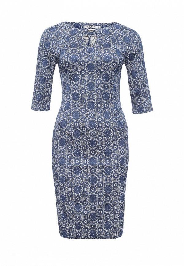 Платье Yarmina Yarmina YA007EWNWG81 yarmina bl1042 1042