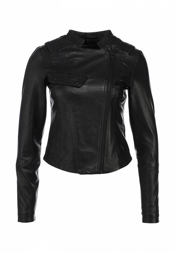 Кожаная куртка Y.A.S 26000315