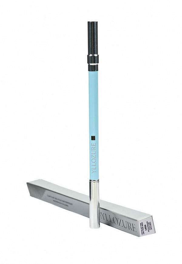Карандаш Yllozure Контурный для век водостойкий, тон 01, 1,4 гр.