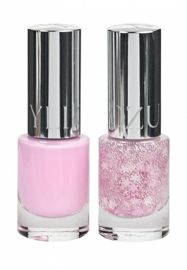 Набор лаков для ногтей Yllozure Yllozure YL001LWODY65 набор для объемного 3д рисования feizerg fsp 001 фиолетовый