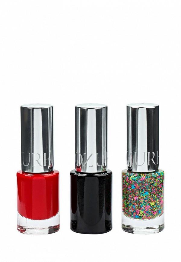 Набор лаков для ногтей Yllozure Yllozure YL001LWODY66 набор для объемного 3д рисования feizerg fsp 001 фиолетовый