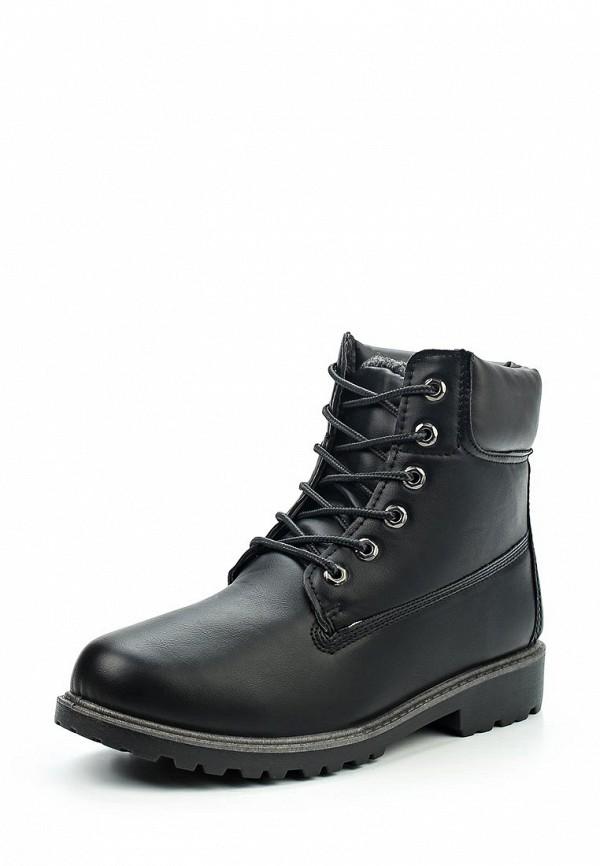 Купить Ботинки YMD, YM001AMYLX26, черный, Осень-зима 2017/2018