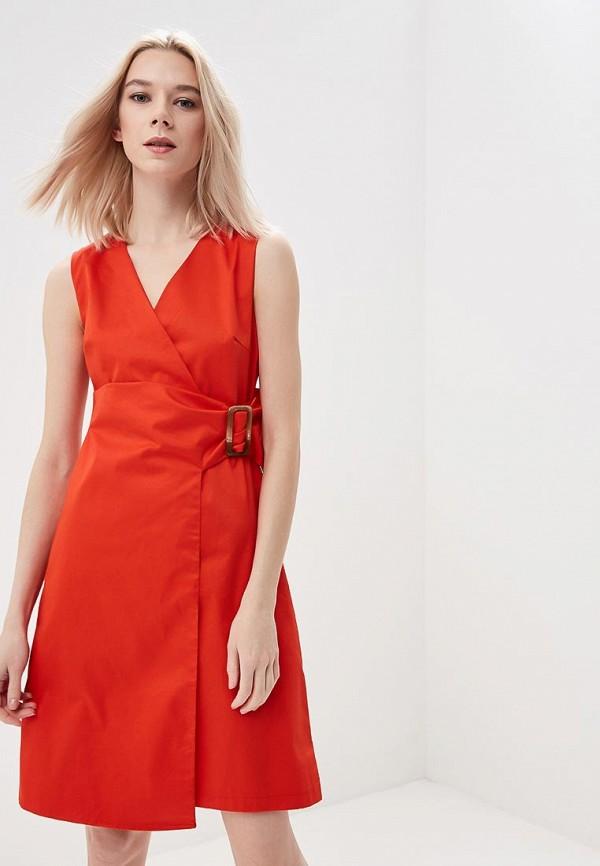 Купить Платье You&You, YO005EWBFJX6, красный, Весна-лето 2018