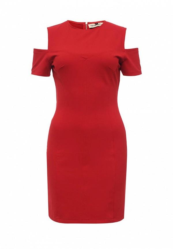 Платье-мини You&You R25-B8776