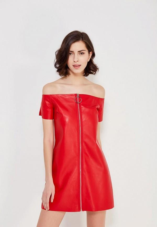 Фото - Платье You&You красного цвета