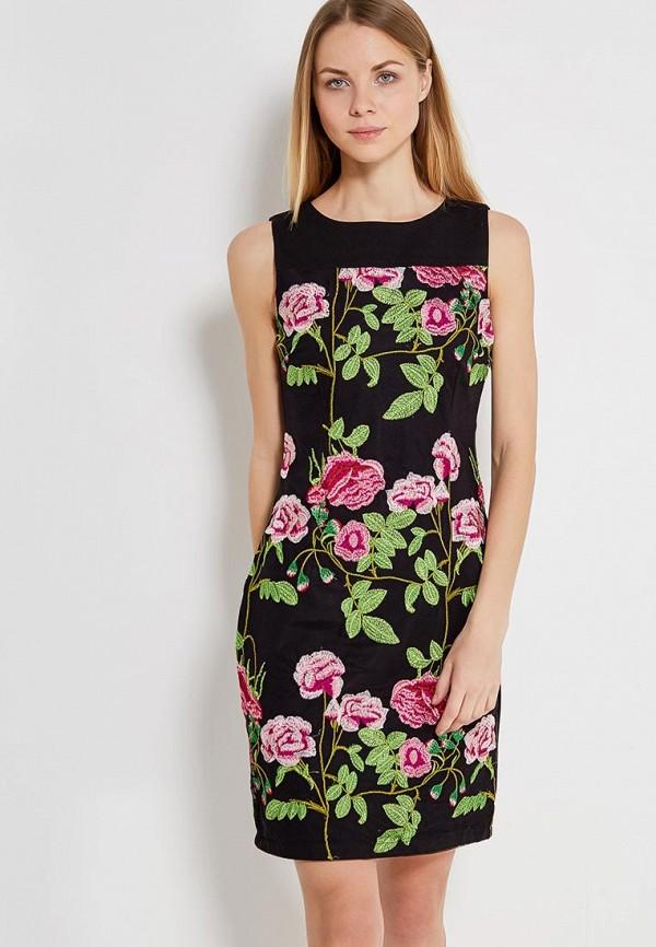 Купить Платье You&You, YO005EWZXB38, черный, Весна-лето 2018