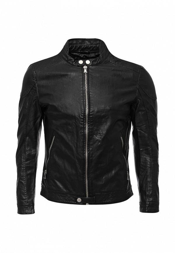 Кожаная куртка Y.Two R19-8978