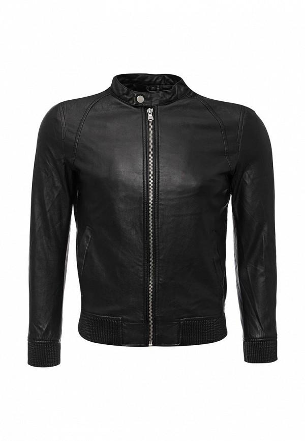 Кожаная куртка Y.Two R19-8979