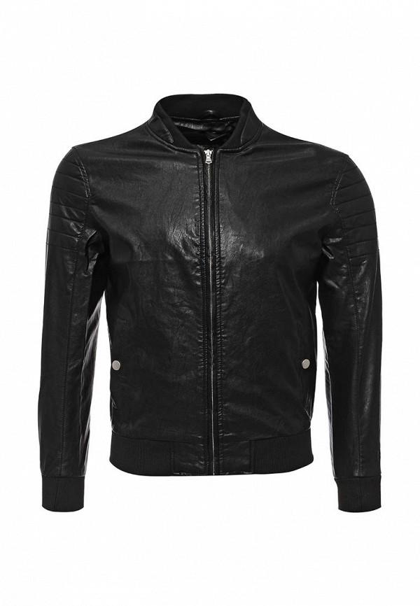 Кожаная куртка Y.Two R19-8981
