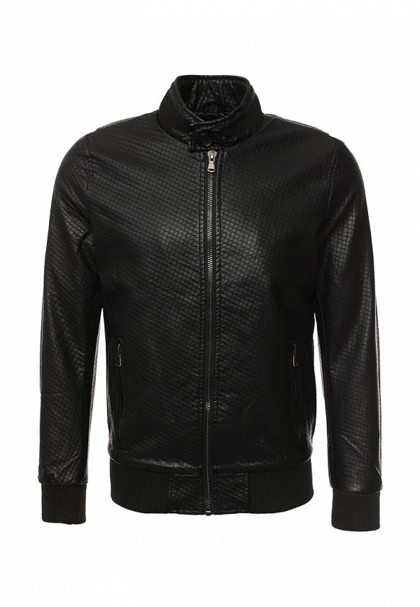 Кожаная куртка Y.Two R19-8950