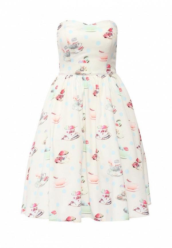 Платье-миди Yumi YSDP03