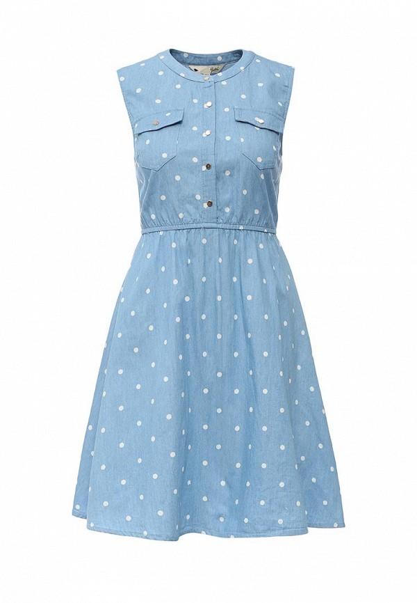 Платье-миди Yumi YSDD41