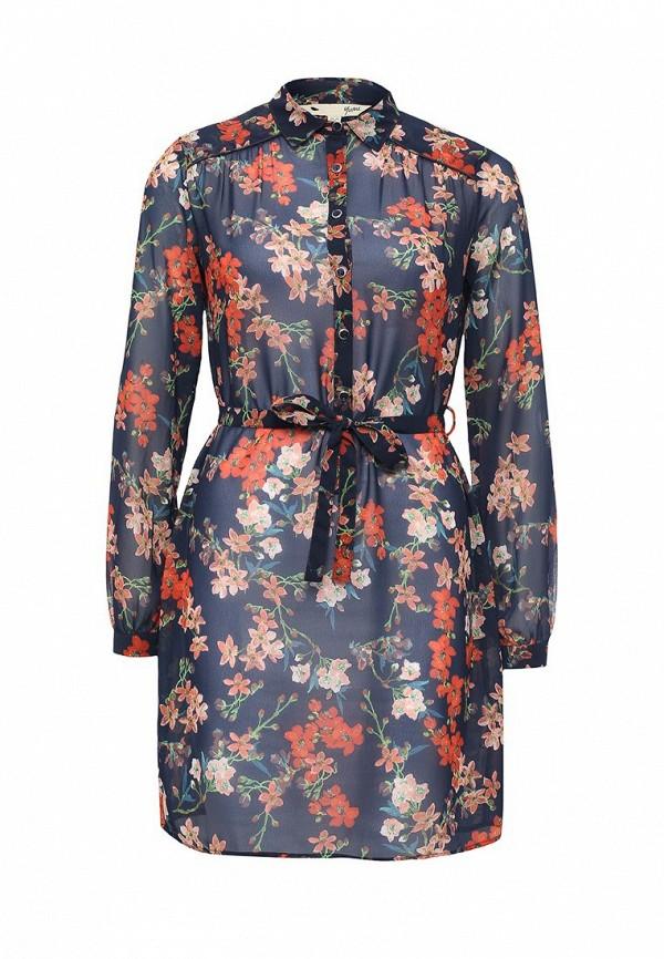 Платье-миди Yumi YATT11