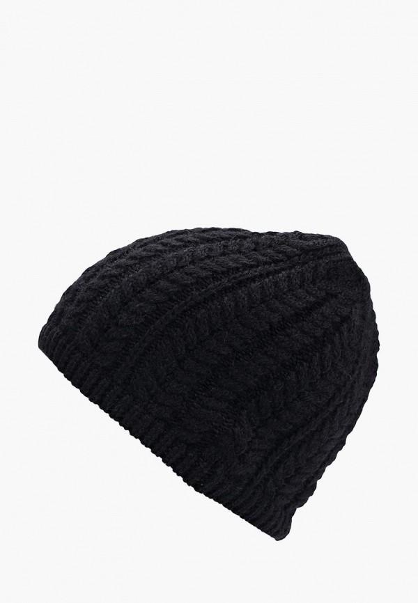 Фото - женскую шапку Zarina черного цвета