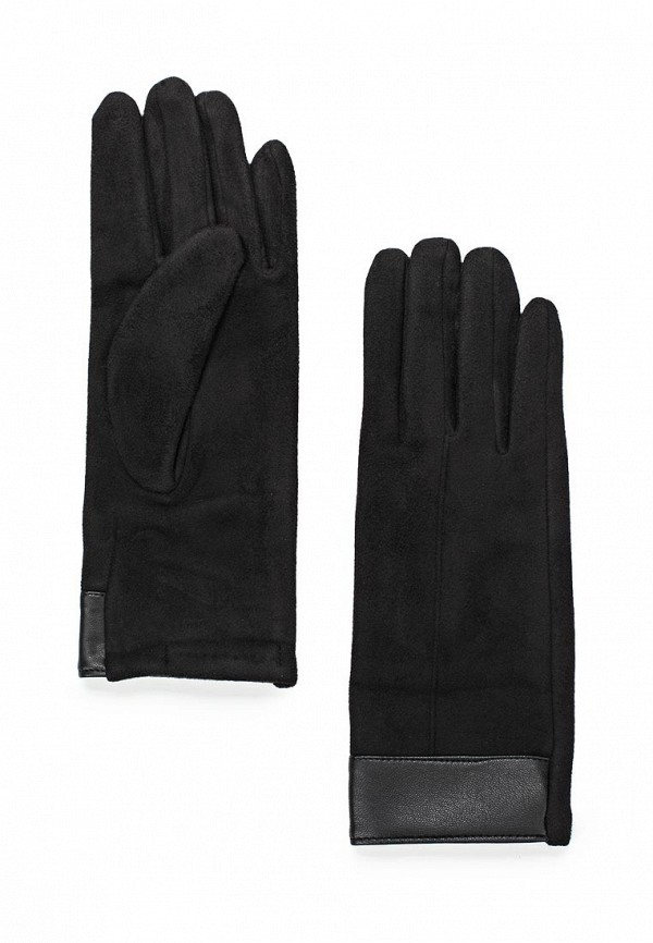Перчатки Zarina. Цвет: черный
