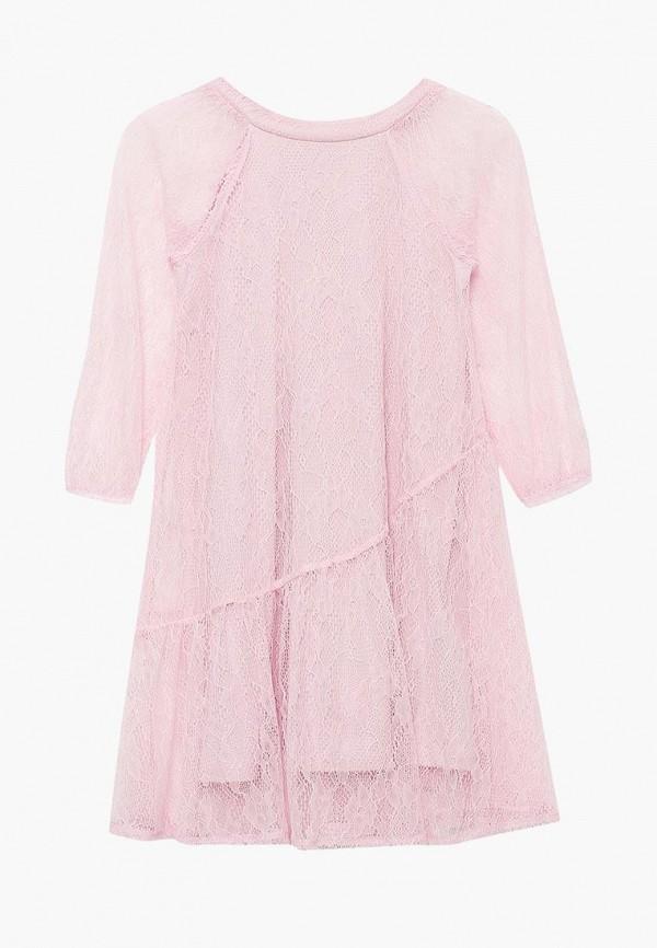 Платье Zarina, ZA004EGBBGY1, розовый, Весна-лето 2018  - купить со скидкой