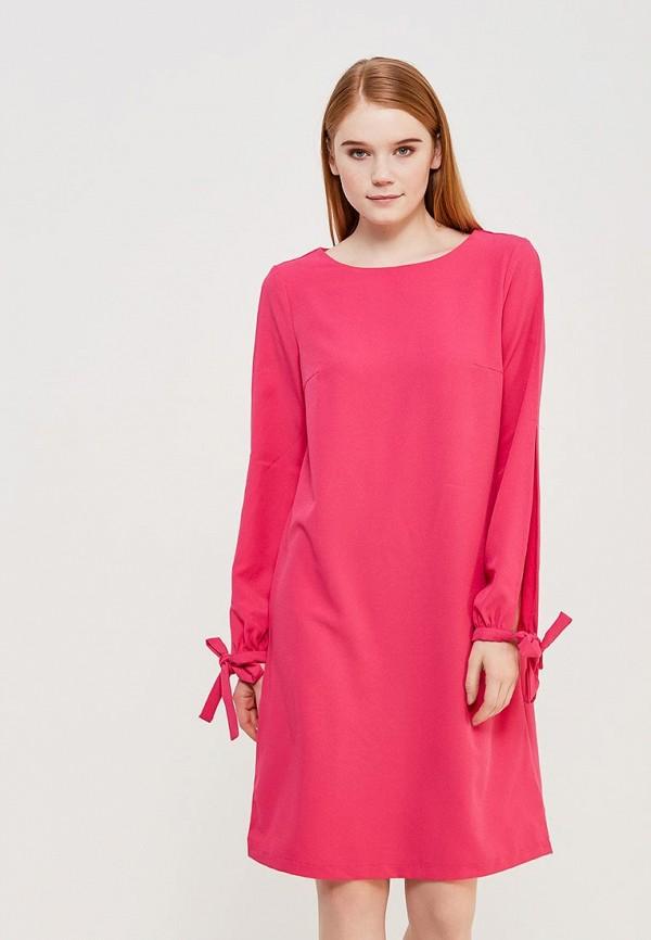 Купить Платье Zarina, ZA004EWABTU7, розовый, Весна-лето 2018