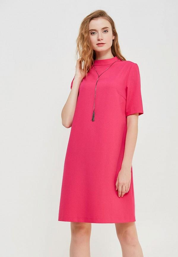 Купить Платье Zarina, ZA004EWABTZ0, розовый, Весна-лето 2018
