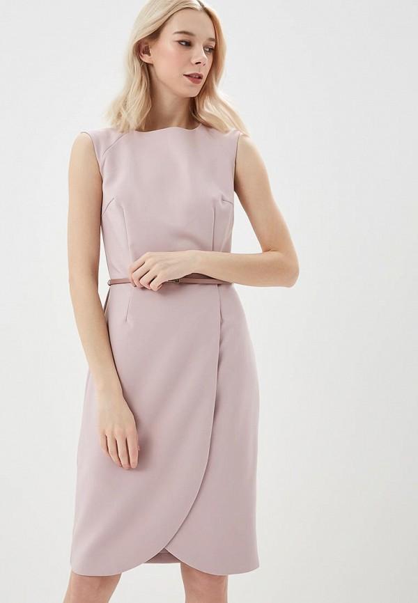Купить Платье Zarina, ZA004EWABUK0, розовый, Весна-лето 2018