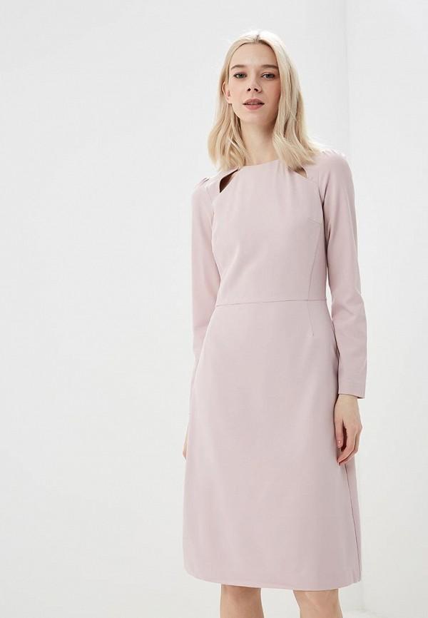 Купить Платье Zarina, ZA004EWABUK3, розовый, Весна-лето 2018