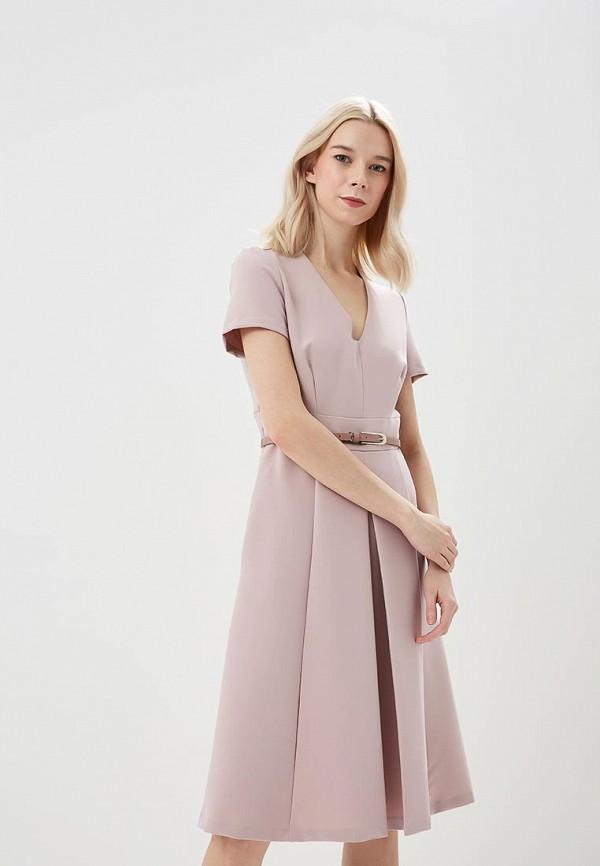 Купить Платье Zarina, ZA004EWABUL4, розовый, Весна-лето 2018