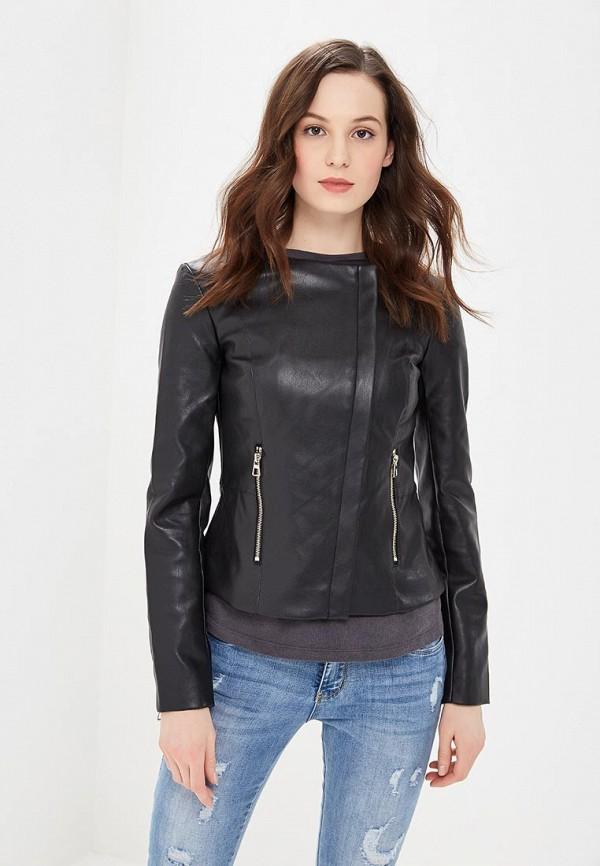 Фото Куртка кожаная Zarina. Купить с доставкой