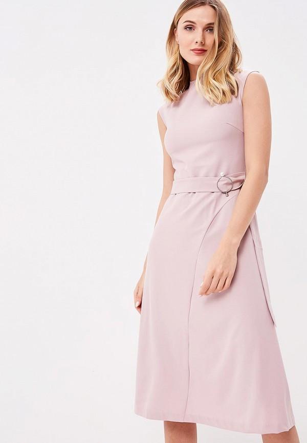 Купить Платье Zarina, ZA004EWAZND5, розовый, Весна-лето 2018