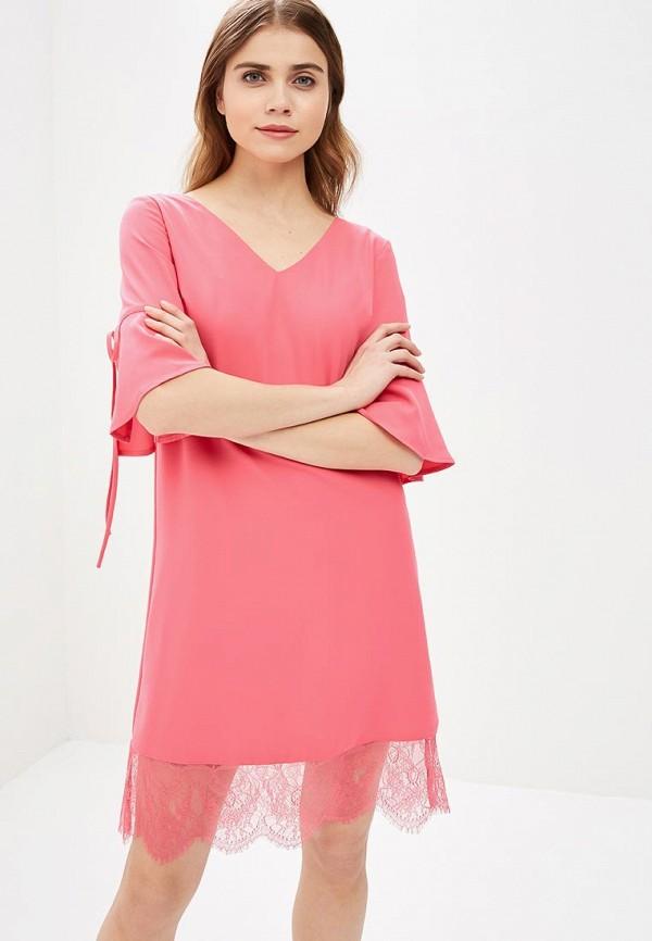 Купить Платье Zarina, ZA004EWAZNF2, розовый, Весна-лето 2018
