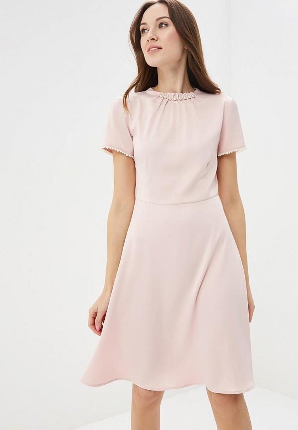 Купить Платье Zarina, ZA004EWAZNG6, розовый, Весна-лето 2018