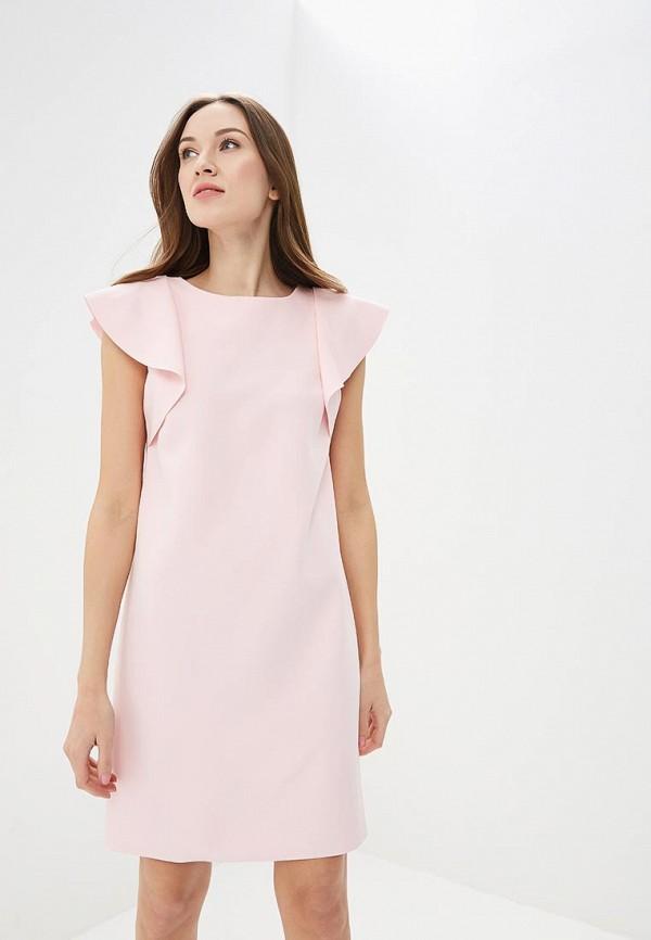 Купить Платье Zarina, ZA004EWAZOB1, розовый, Весна-лето 2018