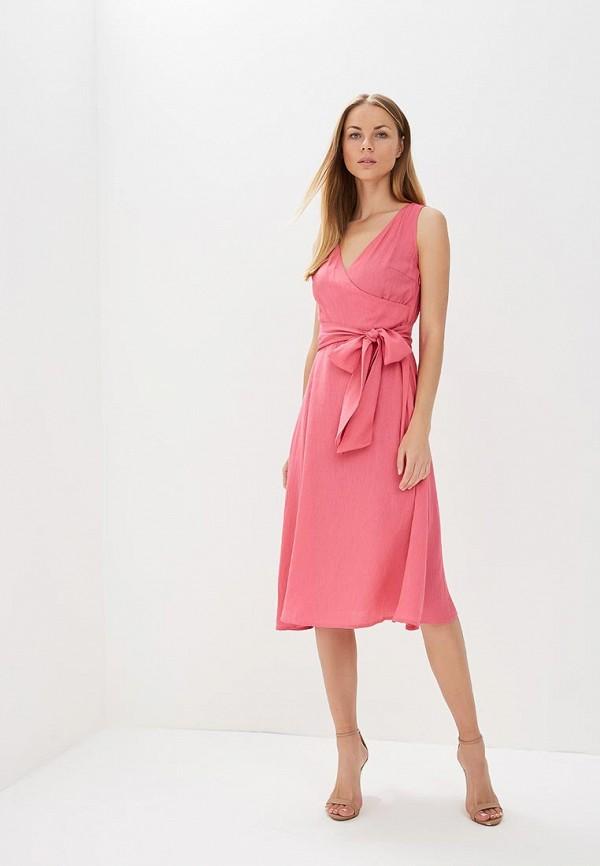 Купить Платье Zarina, ZA004EWAZOC3, розовый, Весна-лето 2018