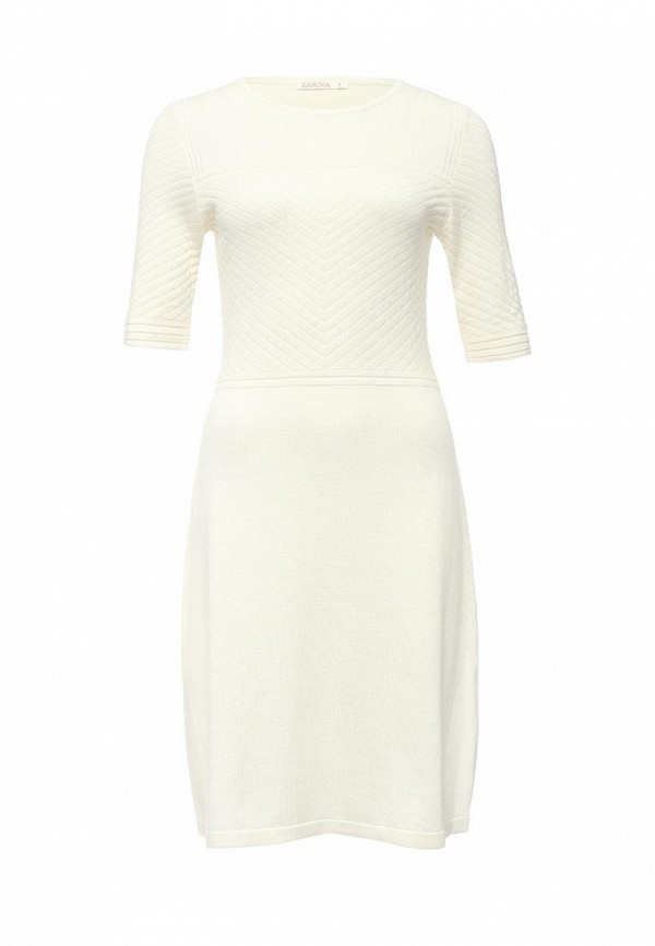 Вязаное платье Zarina 612170501