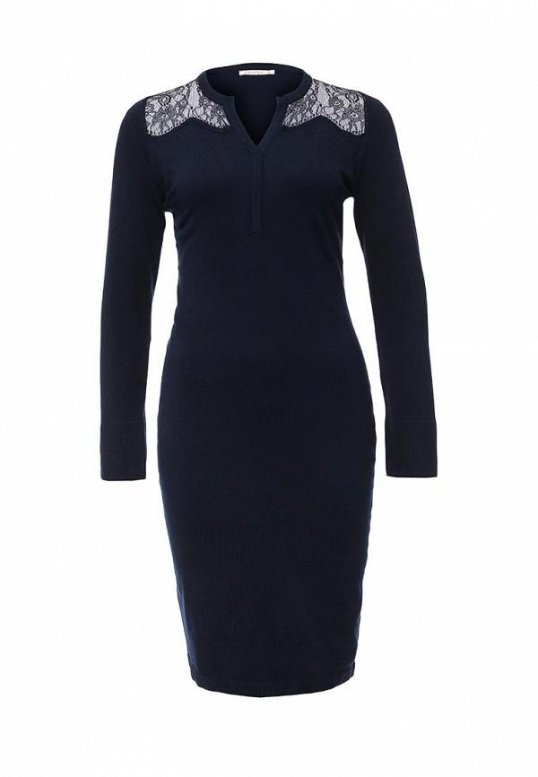 Вязаное платье Zarina 612280527